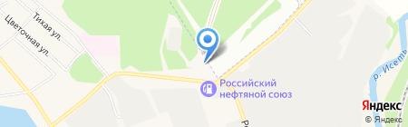 ЛидерПлюс на карте Арамиля