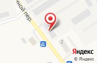Схема проезда до компании Строитель-1 в Арамиле