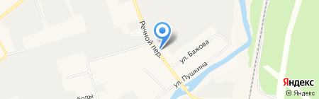 АВТОБОСС на карте Арамиля