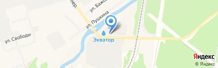MSauto на карте Арамиля
