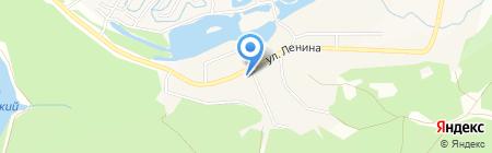 Продуктовый магазин на карте Старопышминска