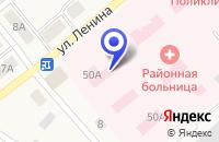 Схема проезда до компании ЖЕНСКАЯ КОНСУЛЬТАЦИЯ в Аргаяше