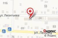Схема проезда до компании Новый век в Старопышминске