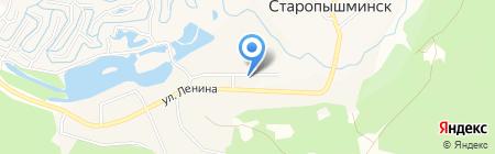 Новый век на карте Старопышминска