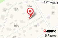 Схема проезда до компании Лесная усадьба в Старопышминске