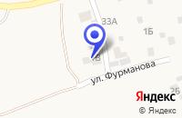 Схема проезда до компании ОТДЕЛЕНИЕ ПОЧТОВОЙ СВЯЗИ АРАМИЛЬ-2 в Арамиле