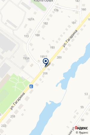 МАГАЗИН ВИЗИТ на карте Варны