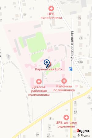 АПТЕЧНЫЙ ПУНКТ на карте Варны