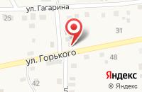 Схема проезда до компании АЛЬФА-АЛЬЯНС в Прииртышском