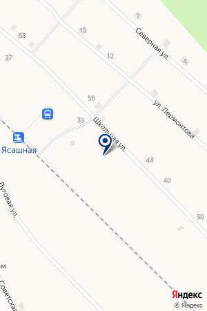ОРК <CROPLAND> на карте Алапаевска