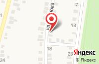 Схема проезда до компании Санги Стиль в Энеме