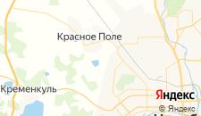 Гостиницы города Моховички на карте