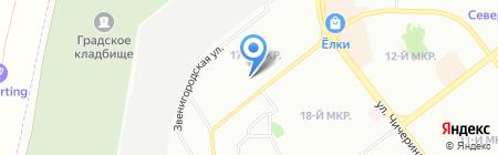 Хмель и солод на карте Челябинска