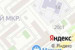 Схема проезда до компании Алые Паруса в Челябинске