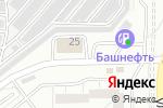 Схема проезда до компании Pizza Bonelli в Челябинске