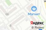 Схема проезда до компании Камелия в Челябинске