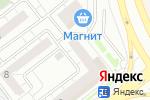 Схема проезда до компании Любимый Риелтор в Челябинске