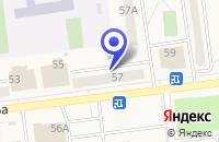 Схема проезда до компании ДОМАШНИЙ ТЕКСТИЛЬ в Южноуральске