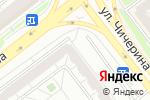 Схема проезда до компании Сытая Панда в Челябинске