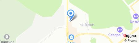 Ескай.ру на карте Челябинска