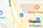 Схема проезда до компании MegaFlowers в Челябинске