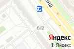 Схема проезда до компании Reference в Челябинске