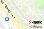 Схема проезда до компании КАПРИЗ в Челябинске