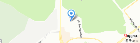 Drive & fly на карте Челябинска