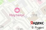 Схема проезда до компании Habibi-club в Челябинске
