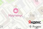 Схема проезда до компании Зона силы-Habibi fitnes в Челябинске