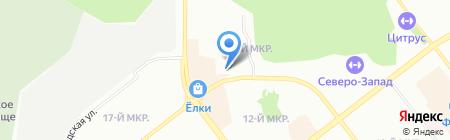 ANTIGUE SHOP на карте Челябинска