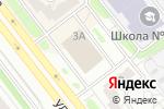 Схема проезда до компании Electron Дисконт в Челябинске