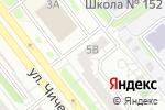 Схема проезда до компании City Catering в Челябинске