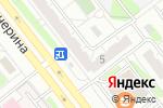 Схема проезда до компании Цветопторг в Челябинске