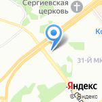 Медицинский кабинет терапевтического приема на карте Челябинска