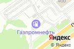 Схема проезда до компании Газпромнефть в Челябинске