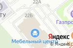 Схема проезда до компании ПРОДВЕРИ.РФ в Челябинске