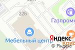 Схема проезда до компании Стройбаза №1 в Челябинске