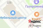 Схема проезда до компании ЭкотехН2Ологии в Челябинске
