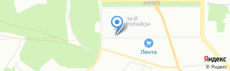Studio37 на карте Челябинска