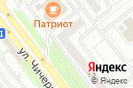Схема проезда до компании Баланс в Челябинске