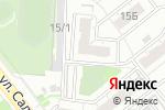 Схема проезда до компании А-Строй Групп в Челябинске