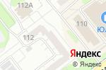 Схема проезда до компании Автомагистраль в Челябинске