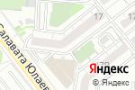 Схема проезда до компании Тамле в Челябинске