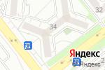 Схема проезда до компании Дружба в Челябинске