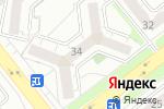Схема проезда до компании Ягуар в Челябинске