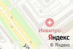 Схема проезда до компании Pegas Touristik в Челябинске