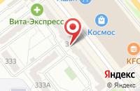 Схема проезда до компании Верхнее Строение Путей в Челябинске