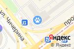 Схема проезда до компании БыстроДеньги в Челябинске