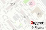 Схема проезда до компании Южно-уральская корпорация жилищного строительства и ипотеки в Челябинске